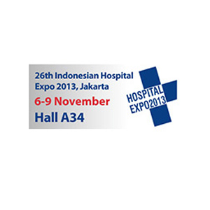 26th Indonesian Hospital Expo 2013